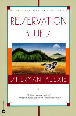 Reservation Blues Cover