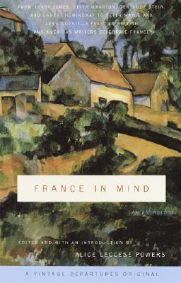France in Mind Cover