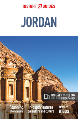 Insight Guides Jordan (Travel Guide with Free Ebook) Cover Image