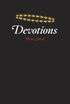 Cover for Devotions (Phoenix Poets)