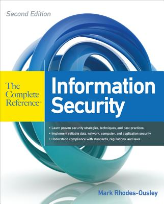 Information Security: The Complete Reference, Second Edition Cover Image
