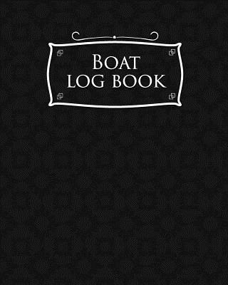 Boat Log Book Cover Image