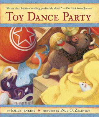 Toy Dance Party (Toys Go Out #2) Cover Image