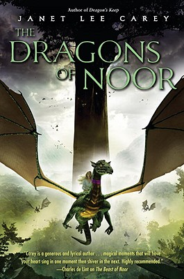 The Dragons of Noor Cover