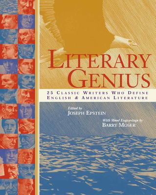 Cover for Literary Genius