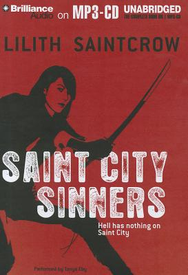 Cover for Saint City Sinners