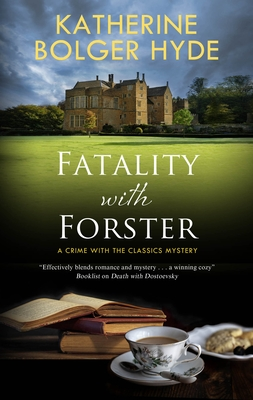 Cover for Fatality with Forster (Crime with the Classics #5)