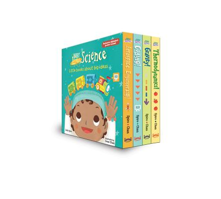 Baby Loves Science Board Boxed Set Cover Image