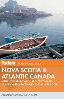 Fodor's Nova Scotia and Atlantic Canada Cover Image