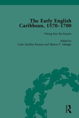 The Early English Caribbean, 1570-1700 Cover Image