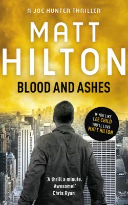 Blood and Ashes Cover Image