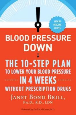 Blood Pressure Down Cover