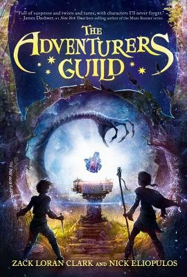 The Adventurers Guild Cover Image