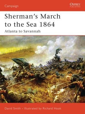 Sherman's March to the Sea 1864 Cover