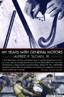 My Years with General Motors Cover
