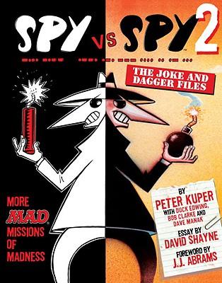 Spy Vs. Spy 2 Cover