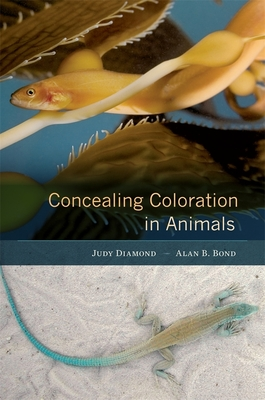 Concealing Coloration in Animals Cover