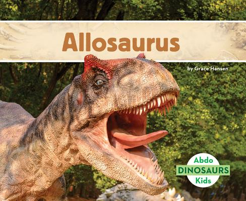 Allosaurus (Dinosaurs Set 2) Cover Image