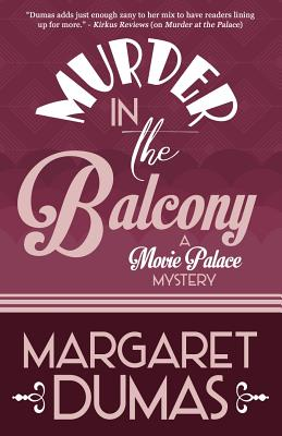 Murder in the Balcony Cover Image