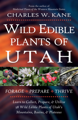 Cover for Wild Edible Plants of Utah