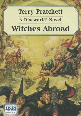 Witches Abroad (Discworld Novels (Audio)) Cover Image