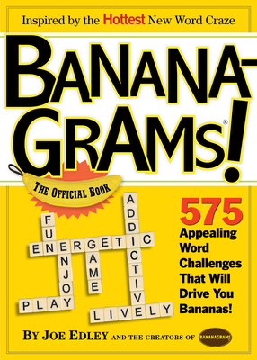 Bananagrams!: The Official Book Cover Image
