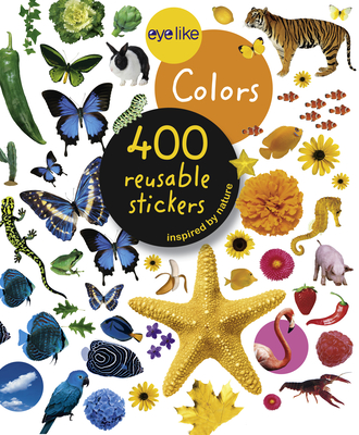 Eyelike Stickers: Colors Cover Image