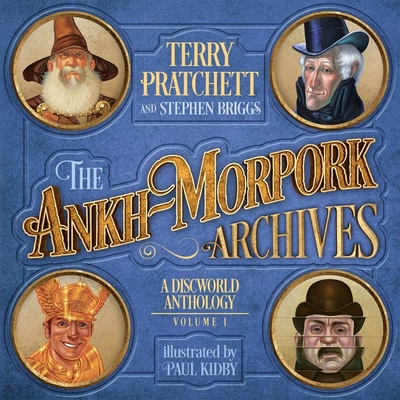 The Ankh-Morpork Archives: Volume One Cover Image