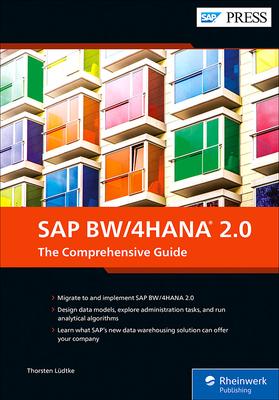 SAP Bw/4hana 2.0: The Comprehensive Guide Cover Image