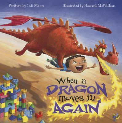 When a Dragon Moves in Again Cover