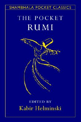 The Pocket Rumi (Shambhala Pocket Classics) Cover Image