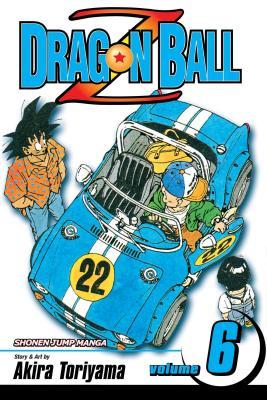Dragon Ball Z, Vol. 06 cover image