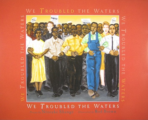 We Troubled the Waters Cover