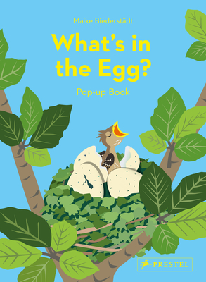 What's in the Egg? Cover Image