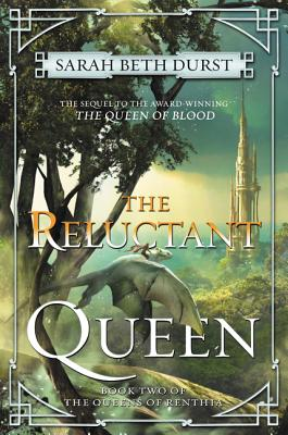 The Reluctant Queen Cover