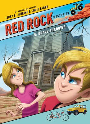 Grave Shadows (Red Rock Mysteries #5) Cover Image