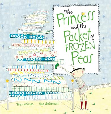 The Princess & the Packet of Frozen Peas Cover