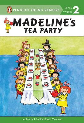 Madeline's Tea Party (Hc) Cover Image