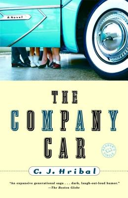 The Company Car: Cover Image