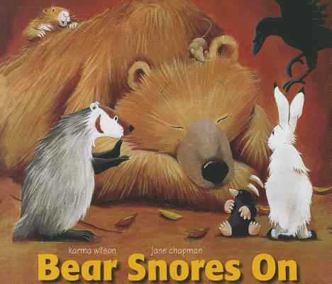 Cover for Bear Snores on (Scott Foresman Reading