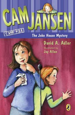 Cam Jansen and the Joke House Mystery Cover Image