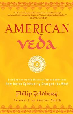 American Veda Cover