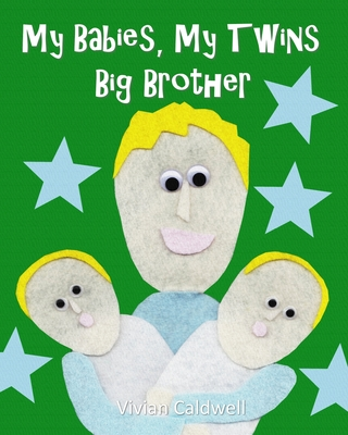 My Babies, My Twins Big Brother Cover Image