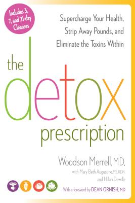 The Detox Prescription Cover