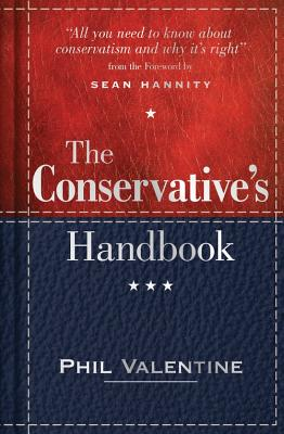 The Conservative's Handbook: Defining the Right Position on Issues from A to Z Cover Image