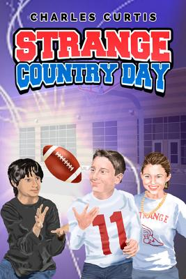 Cover for Strange Country Day