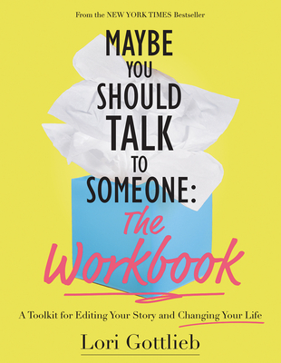 Cover for Maybe You Should Talk to Someone