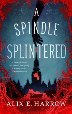 A Spindle Splintered Cover Image