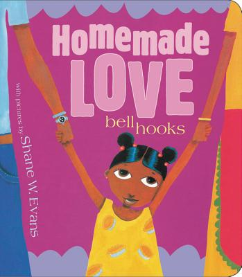 Homemade Love [Board Book] cover