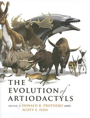 The Evolution of Artiodactyls Cover Image